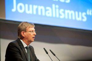 Tagung 'Wert des Journalismus'