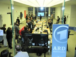 ARD-Wahlstudio